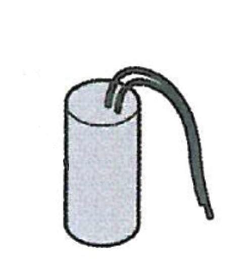Kondensator 16 µf, 400V