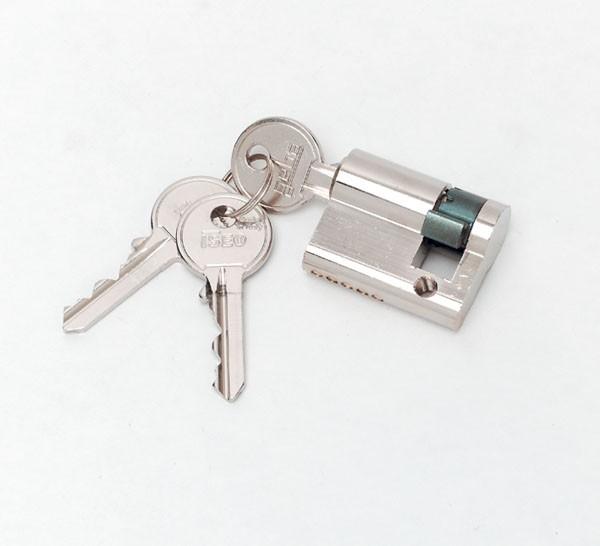 Profilhalbzylinder gleichschließend für Schlüsseltaster