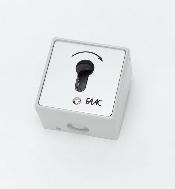 Schlüsseltaster Mini 1T (Aufputz)