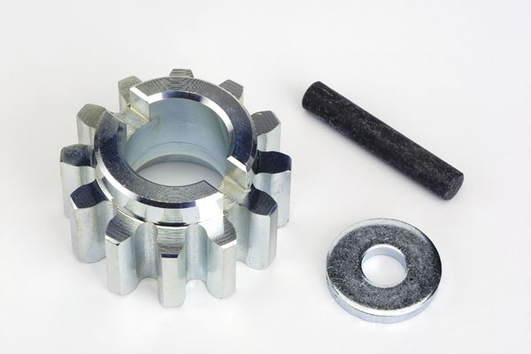 Zahnritzel Z12 Modul 4