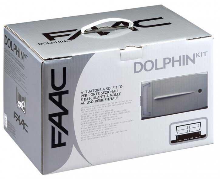 Garagentor-Antriebsset Dolphin incl. 3 x Handsender