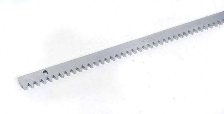 Stahl Zahnstange 30 x 8 mm, Modul 4, schraubbar