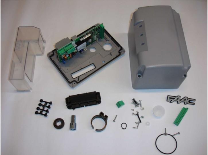 Adapter-Kit zum Umbau 746/844 auf Steuerung FAAC 780 D.