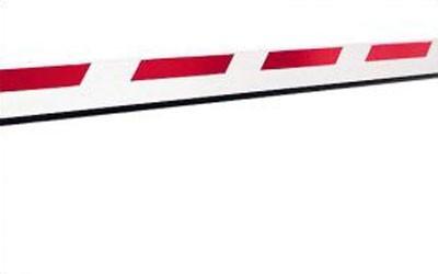 Alu-Balken 614/615/620 rechteckig, 2315 mm