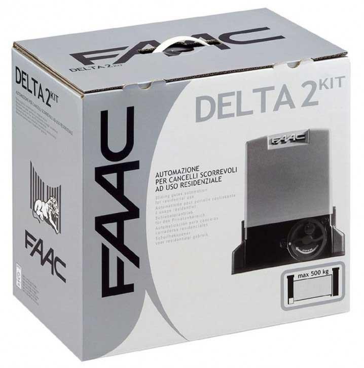 DELTA 2 Kit inklusive 3 Handsendern