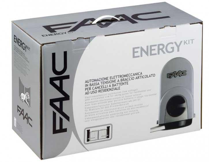 ENERGY Kit incl. 3 x Handsender