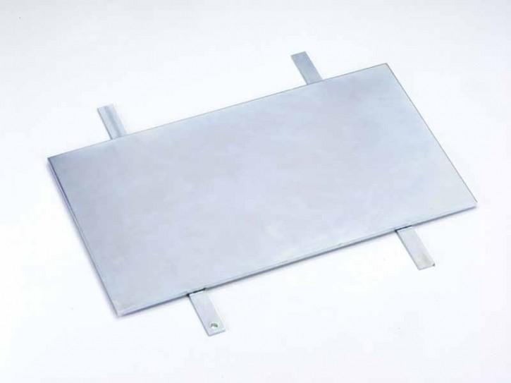 Grundplatte für Unterflurdrehzylinder
