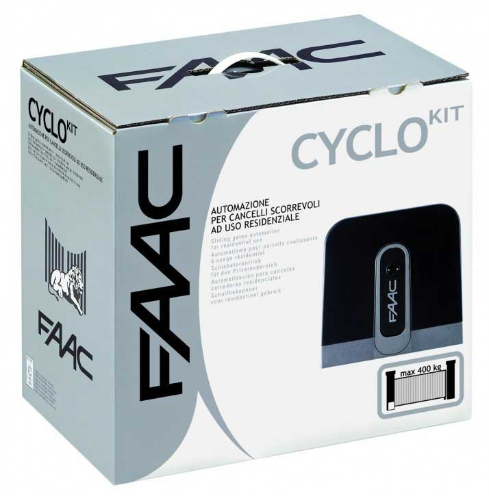 CYCLO-Kit C720 incl. 3 x Handsender