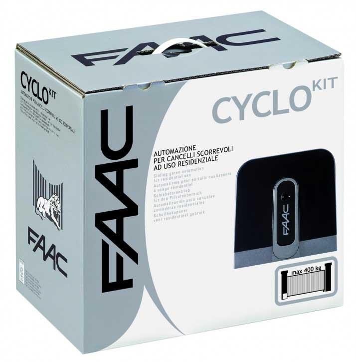 CYCLO-Kit C720 inklusive 3 Handsendern