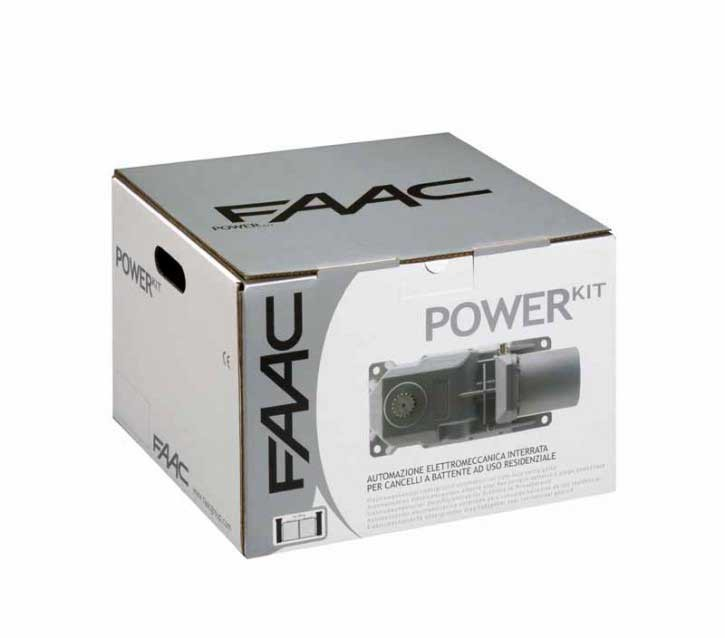 POWER Kit 24V inklusive 3 Handsender