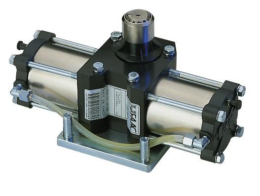 Unterflurdrehzylinder 750/180