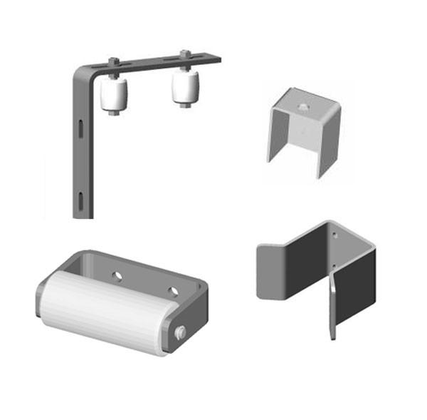Zubehör-Set 1 (zum Bau eines freitragenden Schiebetores bis 4.500 mm)