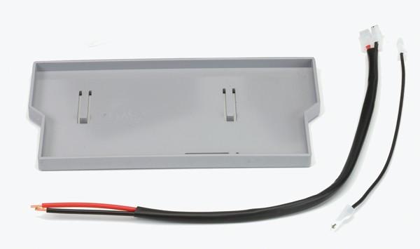 Halterung für Notbatteriekit für Steuerung E124 (ohne Batterie)