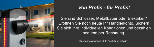Slider-Haendlerkonto